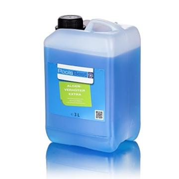 3L - PoolsBest® Algenverhüter extra - hochkonzentriert & schaumfrei -